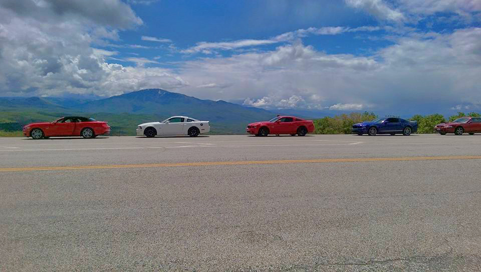 Memorial Day Cruise Numoa Northern Utah Mustang Owners