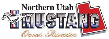 NUMOA – Northern Utah Mustang Owners Association Logo