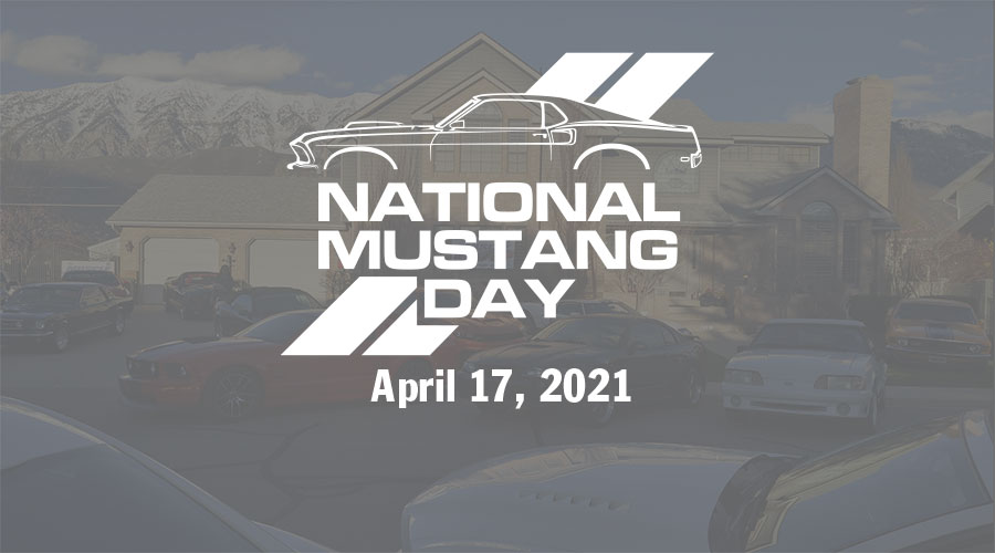 NUMOA National Mustang Day 2021