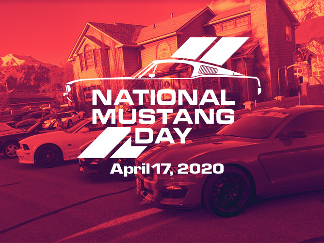 NUMOA National Mustang Day 2020