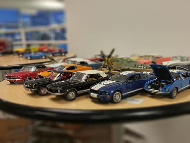 Diecast/Scale Auto Show