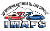 Intermountain Mustang & All Ford Stampede (IMAFS) logo