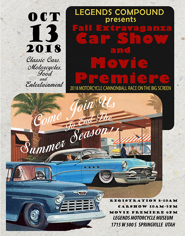 Legends Car Show