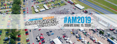 American Muscle Mustang Show 2019