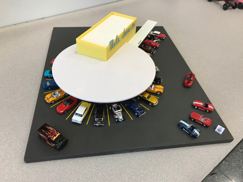 March 2018 NUMOA Meeting, Scale Auto Show, Pinewood Derby