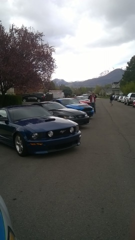 About Us NUMOA Northern Utah Mustang Owners Association - Jc hackett car show calendar