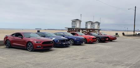 Ponies at the Pike Postponed Cruise